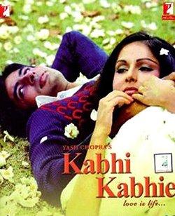 Kabhie Kabhie Movie Poster.jpg