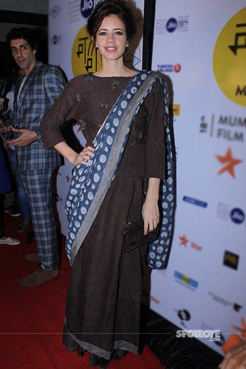 Kalki Koechlin spotted in Jio MAMI film festival.jpg