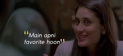 Kareena Kapoor iconic dialogue inJab We Met.jpg