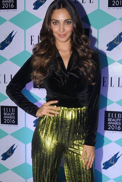 Kiara Advani In Glittery Clothes at Elle.jpg
