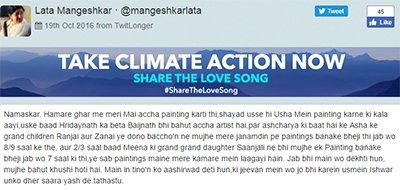 Lata Mangeshkar tweeted.jpg