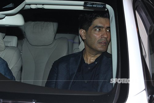 Manish Malhotra spotted at Aishwarya Rai Bachchan 43rd Birthday.jpg