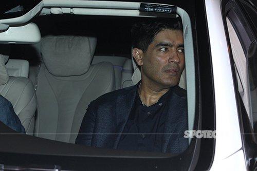 Manish Malhotra spotted at Aishwarya Rai Bachchan 43rd Birthday.jpg