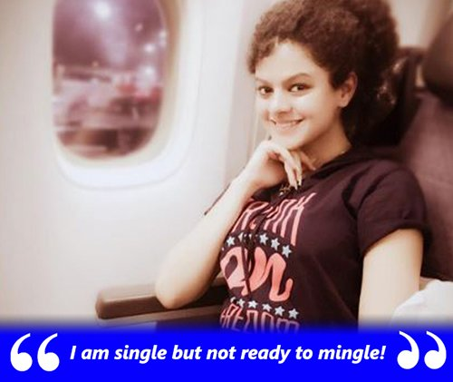 Palak Muchhal says I am single but not ready to mingle.jpg