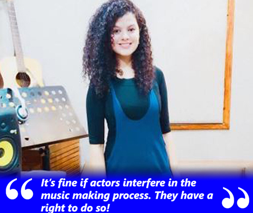 Palak Muchhal says It's fine if actors interfere in the music making process. They have a right to do so!.jpg