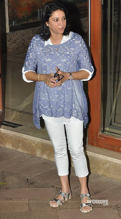 Priya dutt at bithday party.jpg