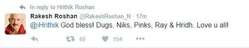Rakesh Roshan thanks son Hrithik Roshan.jpg