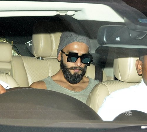 Ranveer Singh snapped post meeting Sanjay Leela Bhansali.jpg