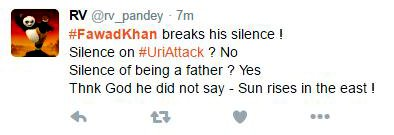 Rv Pandey On Fawad StatementOn URI Attacks.jpg