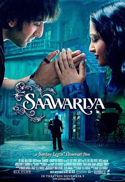 Saawariya movie poster.jpg