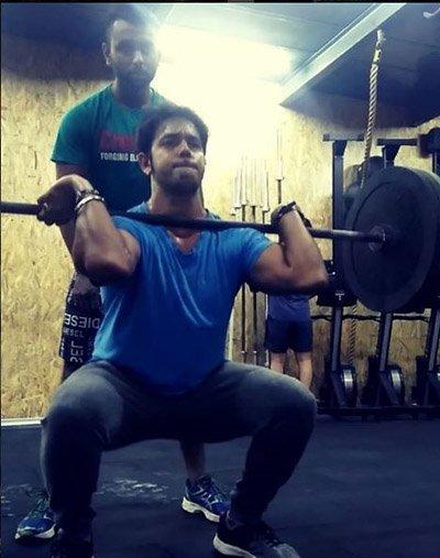 Saurabh Pandey working in the gym.jpg