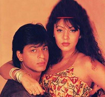 Shah Rukh Khan and Gauri Khan in a magazine ad shoot - Gauri Khan passion.jpg
