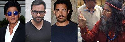 Swami Omji Thratened To Kidnap Shahrukh Khan-Saif Ali Khan- and Aamir Khan .jpg