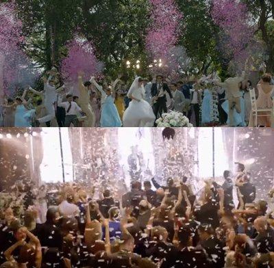Wedding celebrations - Rock On 2 and Sugar by Maroon.jpg