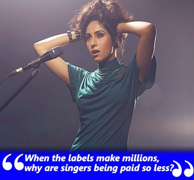 When the labels make millions,why are singers being paid so less- Neha Bhasin.jpg