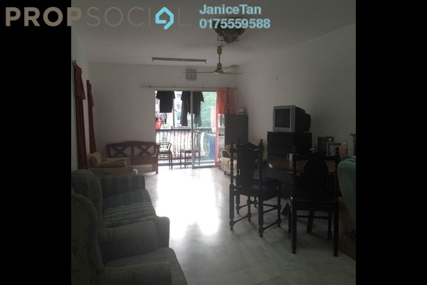 For Sale Serviced Residence at Desa View Towers, Melawati Freehold Semi Furnished 4R/2B 320k