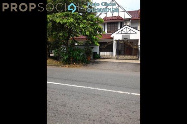 For Sale Terrace at USJ 2, UEP Subang Jaya Freehold Semi Furnished 4R/3B 1.25m