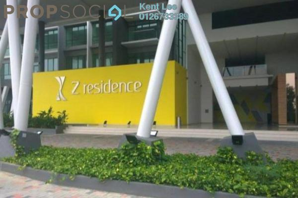 For Rent Condominium at The Z Residence, Bukit Jalil Freehold Fully Furnished 3R/2B 1.8k