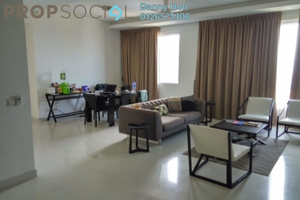 For Sale Condominium at Verticas Residensi, Bukit Ceylon Freehold Fully Furnished 2R/2B 1.78m
