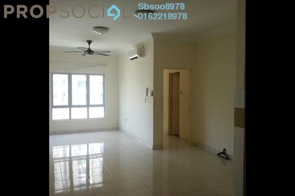 For Sale Condominium at Metropolitan Square, Damansara Perdana Leasehold Semi Furnished 3R/2B 485k