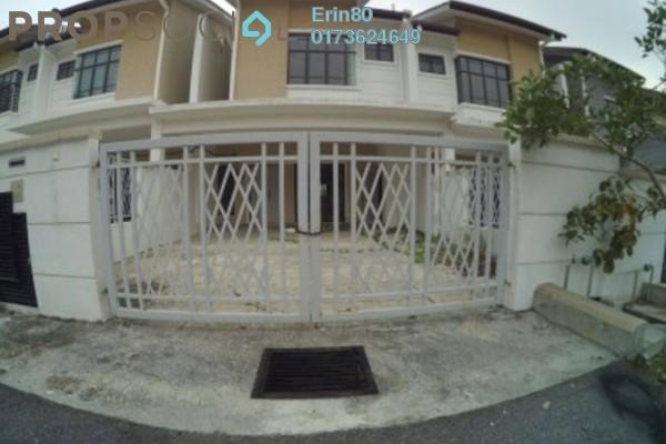 For Rent Terrace at Taman Puncak Saujana, Kajang Freehold Unfurnished 4R/3B 1.2k