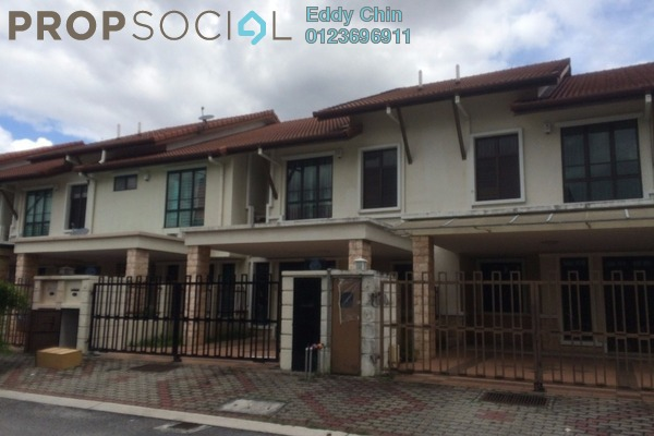 For Sale Terrace at BK9, Bandar Kinrara Freehold Semi Furnished 4R/3B 990k