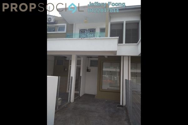 For Rent Townhouse at Pearl Villa, Bandar Saujana Putra Leasehold Unfurnished 3R/2B 800translationmissing:en.pricing.unit