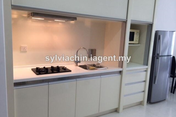 For Rent Condominium at Marc Service Residence, KLCC Leasehold Semi Furnished 0R/1B 3.5k