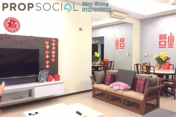 For Sale Terrace at Sunway SPK Damansara, Kepong Freehold Semi Furnished 6R/5B 1.75m