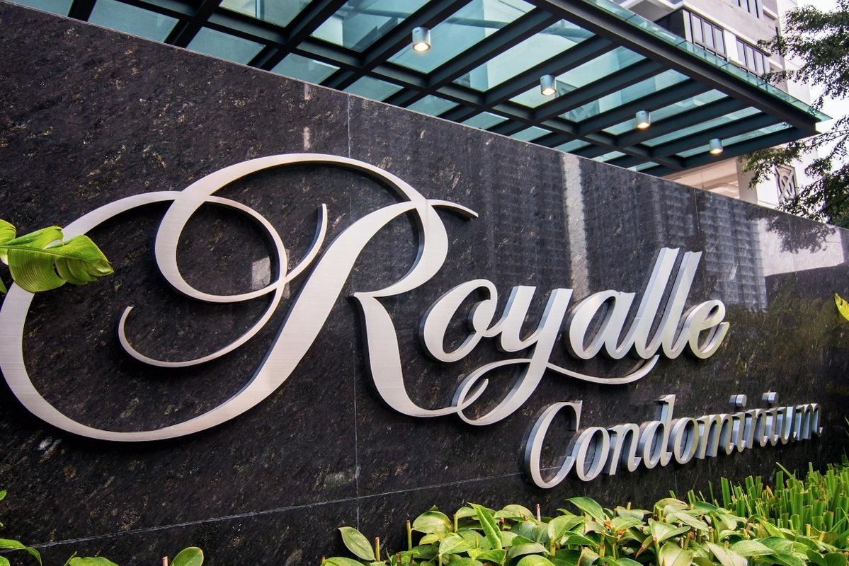 New development in Royalle Condominium, Segambut