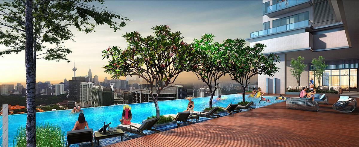 New development in Nadi Bangsar, Bangsar