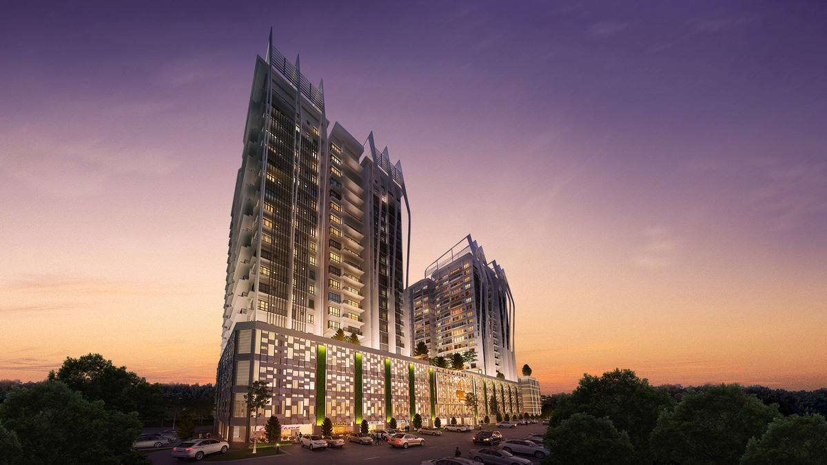 New development in Epic Residence, Bandar Bukit Puchong