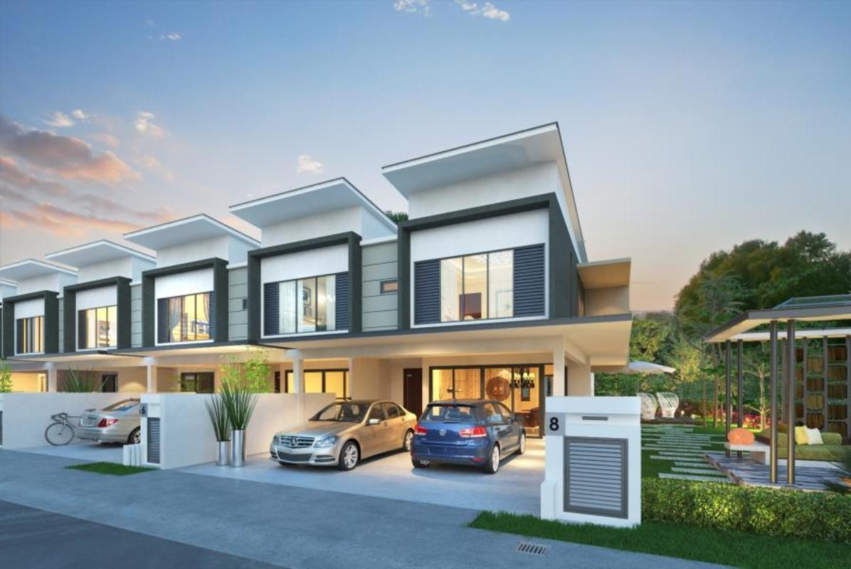 New development in Kajang East, Semenyih