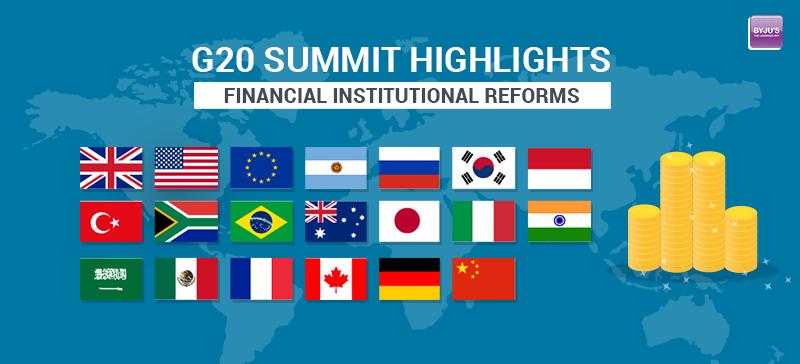 G20 Summit Highlights