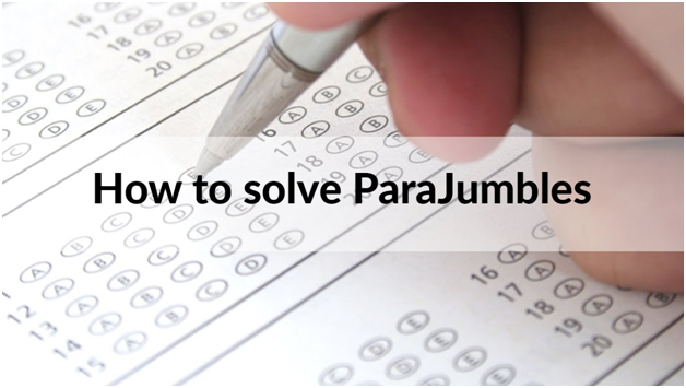 How to solve Parajumbles