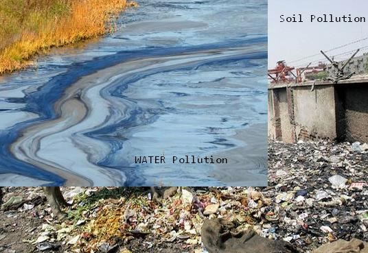 an essay on soil pollution Soil contamination or soil pollution as part of land degradation is caused by the  presence of xenobiotic (human-made) chemicals or other alteration in the natural .