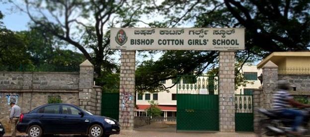 Bishop Cotton Girls' School, Bangalore