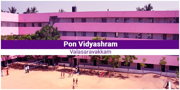 Pon Vidyashram Valasaravakkam