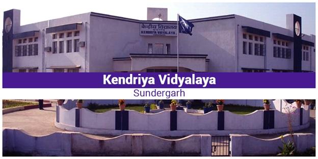 Kendriya Vidyalayas Sundergarh