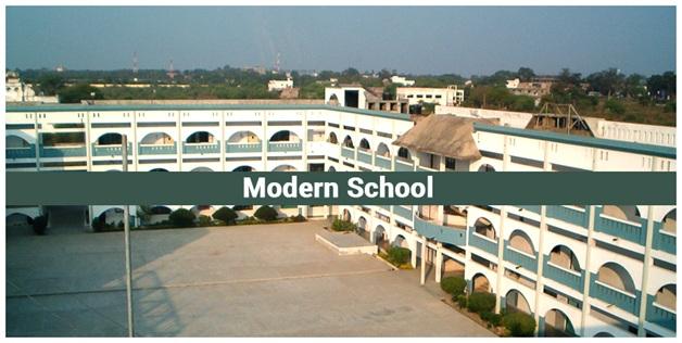 Modern School - CBSE Class 6-10