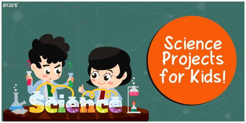 12 Science Projects for Kids