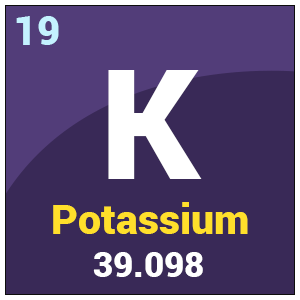 Potassium- Chemical & Physical Properties, Facts ...