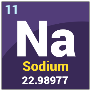 Sodium chemical properties uses atomic number periodic table urtaz Gallery