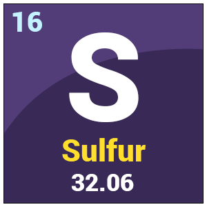 Sulfur s chemical properties characteristics uses periodic sulfur s chemical properties characteristics uses periodic table urtaz Image collections