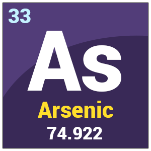 Arsenic | Chemical Properties & Uses | Periodic Table ...