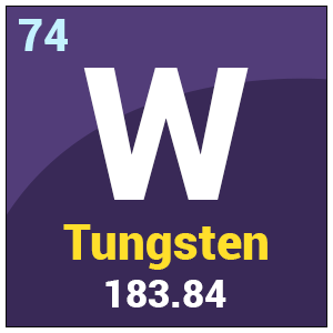 Tungsten chemical properties applications uses of tungsten tungsten urtaz Choice Image