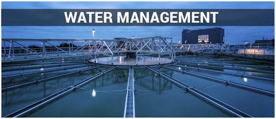 water management Water resources management and policy from university of geneva water management today is faced with new challenges such as climate change or the effects of human activity.