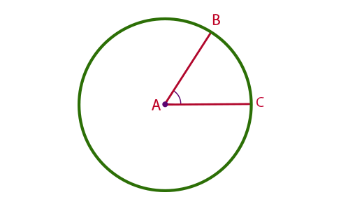 Central angle of a circle formula with solved examples central angle of a circle formula ccuart Image collections