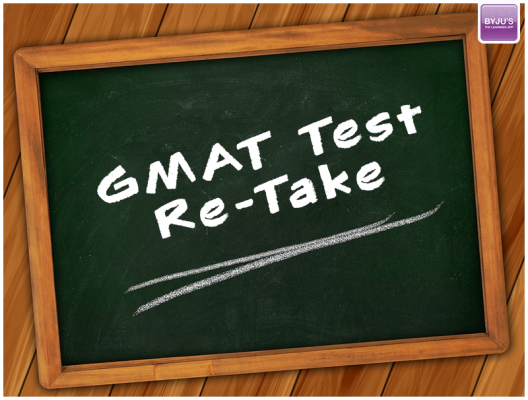 GMAT Test Retake