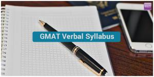 GMAT Verbal Syllabus